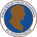 Hawaii Rotary Youth Foundation logo