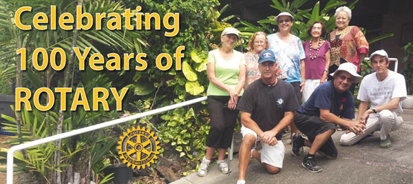Celebrating 100 Years of Rotary